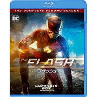THE FLASH/フラッシュ〈セカンド・シーズン〉 コンプリート・セット/Blu-ray Disc/1000692969