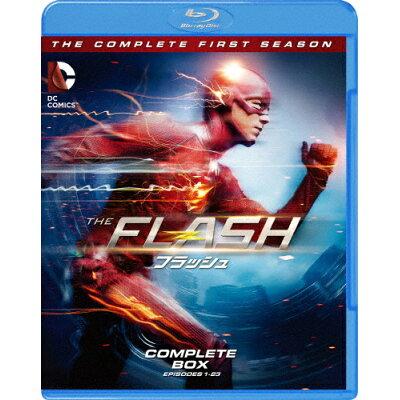 THE FLASH/フラッシュ〈ファースト・シーズン〉 コンプリート・セット/Blu-ray Disc/1000693040