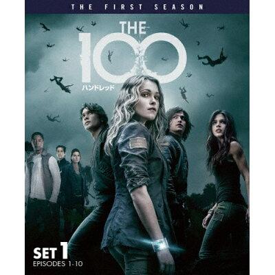 The 100/ハンドレッド〈ファースト・シーズン〉 前半セット/DVD/1000695666