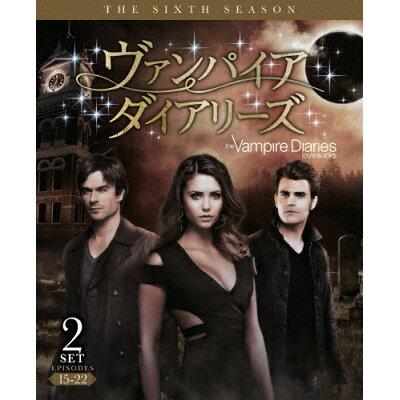 ヴァンパイア・ダイアリーズ〈シックス・シーズン〉 後半セット/DVD/1000695673