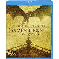 ゲーム・オブ・スローンズ 第五章:竜との舞踏 ブルーレイセット/Blu-ray Disc/1000703199
