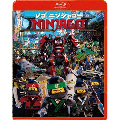 レゴ(R)ニンジャゴー ザ・ムービー ブルーレイ&DVDセット/Blu-ray Disc/1000706307