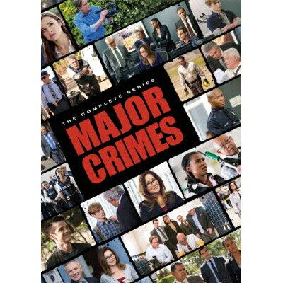 MAJOR CRIMES ~重大犯罪課〈コンプリート・シーズン〉/DVD/1000722083