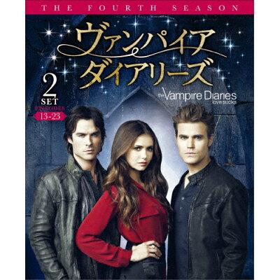 ヴァンパイア・ダイアリーズ〈フォース・シーズン〉 後半セット/DVD/1000724066