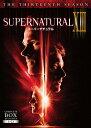 SUPERNATURAL XIII〈サーティーン・シーズン〉 DVD コンプリート・ボックス/DVD/1000724962