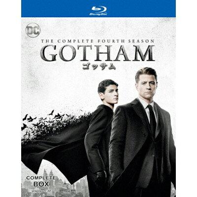 GOTHAM/ゴッサム〈フォース・シーズン〉 ブルーレイ コンプリート・ボックス/Blu-ray Disc/1000726920
