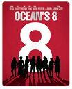 【数量限定生産】オーシャンズ8 ブルーレイ スチールブック仕様(2,000セット限定)/Blu-ray Disc/1000734976
