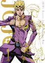 ジョジョの奇妙な冒険 黄金の風 Vol.1<初回仕様版>/Blu-ray Disc/1000737000