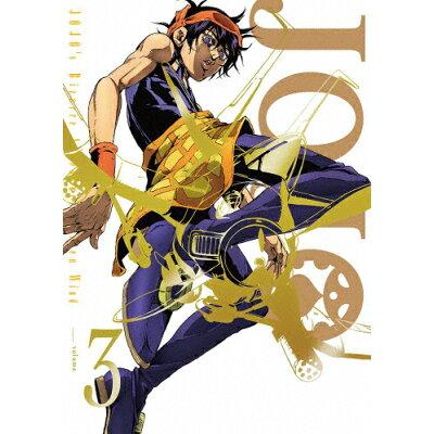 ジョジョの奇妙な冒険 黄金の風 Vol.3<初回仕様版>/Blu-ray Disc/1000737002