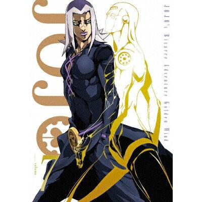 ジョジョの奇妙な冒険 黄金の風 Vol.7<初回仕様版>/Blu-ray Disc/1000737006