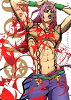 ジョジョの奇妙な冒険 黄金の風 Vol.9<初回仕様版>/Blu-ray Disc/1000737008