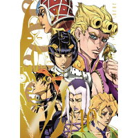 ジョジョの奇妙な冒険 黄金の風 Vol.10<初回仕様版>/DVD/1000737019