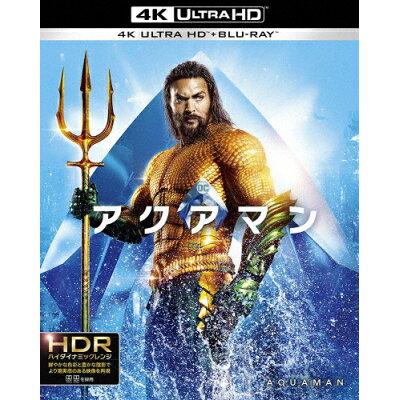 【初回仕様】アクアマン<4K ULTRA HD&ブルーレイセット>/1000744566