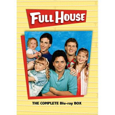 フルハウス〈シーズン1-8〉 全話まとめ見ブルーレイ/Blu-ray Disc/1000745225