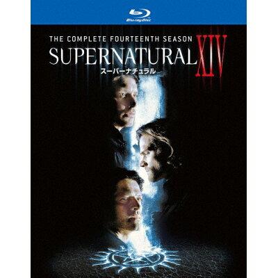 SUPERNATURAL XIV〈フォーティーン・シーズン〉 ブルーレイ コンプリート・ボックス/Blu-ray Disc/1000747240