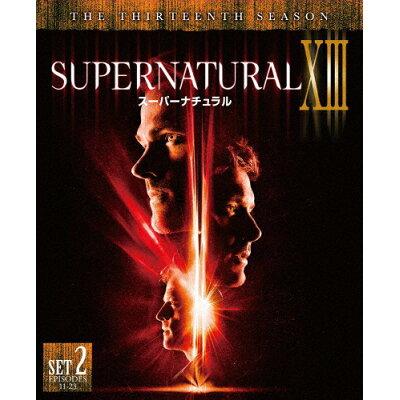 SUPERNATURAL〈サーティーン・シーズン〉 後半セット/DVD/1000747509