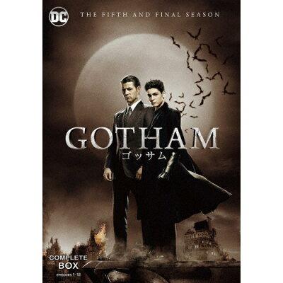 GOTHAM/ゴッサム〈ファイナル・シーズン〉 DVD コンプリート・ボックス/DVD/1000747520