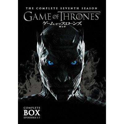 ゲーム・オブ・スローンズ 第七章:氷と炎の歌 DVDセット/DVD/1000748710