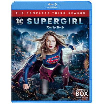 SUPERGIRL/スーパーガール〈サード・シーズン〉 コンプリート・セット/Blu-ray Disc/1000748714