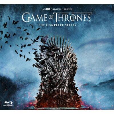 【初回限定生産】ゲーム・オブ・スローンズ<第一章~最終章> ブルーレイ コンプリート・シリーズ/Blu-ray Disc/1000749194