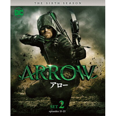 ARROW/アロー〈シックス・シーズン〉 後半セット/DVD/1000749253