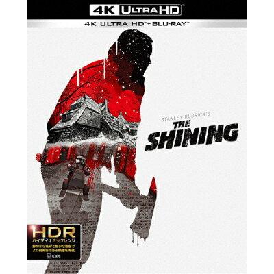 シャイニング 北米公開版<4K ULTRA HD&HDデジタル・リマスター ブルーレイ>/1000750127