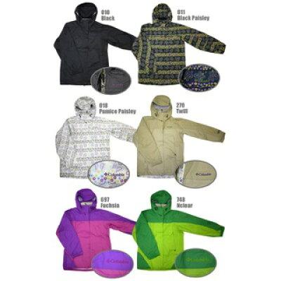 ウィメンズキップリングジャケット ( PL2123 )  / Columbia(コロンビア)