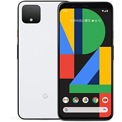 Google Google Pixel 4 64GB Clearly White