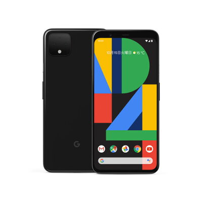 Google Google Pixel 4 64GB Just Black
