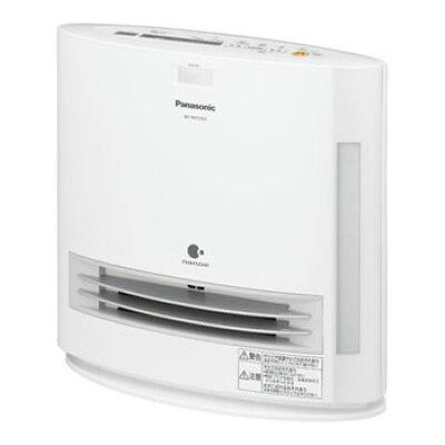 パナソニック 加湿機能付きセラミックファンヒーター DS-FKX1205-W ホワイト(1台入)
