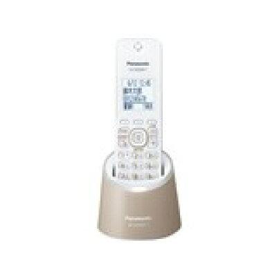 Panasonic コードレス電話機 RU・RU・RU VE-GDS02DL-T