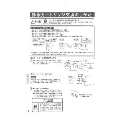 Panasonic 交換用浄水カートリッジ SEPZS2103PC