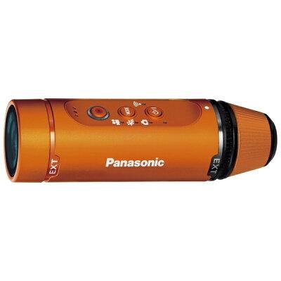 パナソニック ウェアラブルカメラ HX-A1H-D