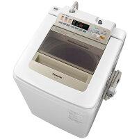 Panasonic 洗濯機 NA-FA80H2-N