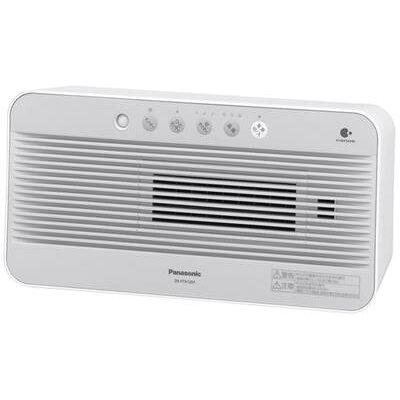 パナソニック セラミックファンヒーター DS-FTX1201-W ホワイト(1台入)