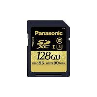 Panasonic SDXC UHS-I メモリーカード RP-SDUC128JK