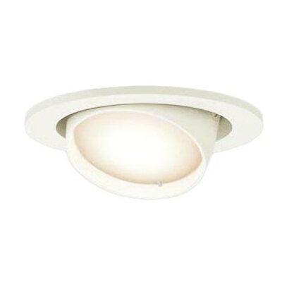 パナソニック LEDダウンライト60形電球相当 埋 穴φ100電球色:LGB73372LE1