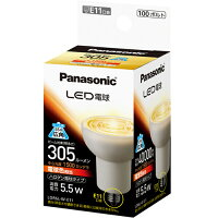Panasonic LED電球 LDR6LWE11