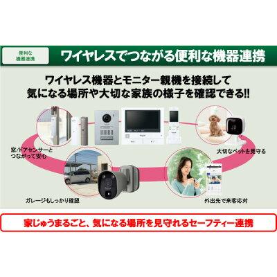 Panasonic ホームネットワークシステム KX-HA200-W