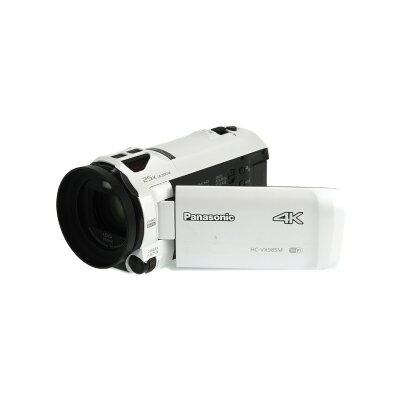 Panasonic  デジタル4Kビデオカメラ HC-VX985M-W