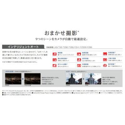 パナソニック デジカメ ルミックス ブラック DC-TZ90-K(1セット)