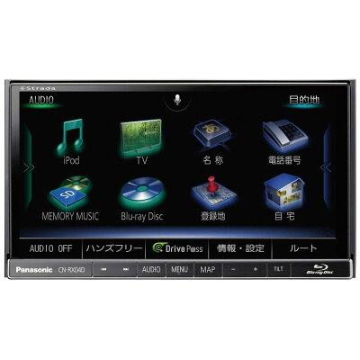 Panasonic ストラーダ SDカーナビステーション CN-RX04D