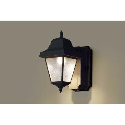 パナソニック panasonic 照明器具ledポーチライト 電球色 拡散タイプ 密閉型防雨型 freepaお出迎え 段調光省エネ型明るさセンサ付 60形電球相当lsewc e1