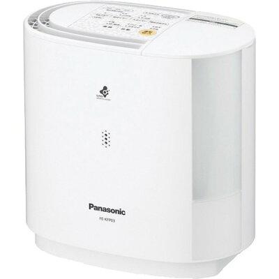 パナソニック ヒーターレス気化式加湿機 中小容量 ホワイト FE-KFP03-W(1台入)