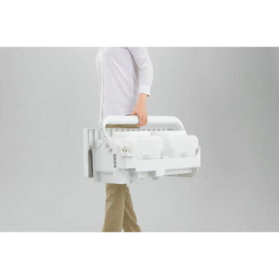 パナソニック ヒーターレス気化式加湿機 大容量 ホワイト FE-KXP23-W(1台入)