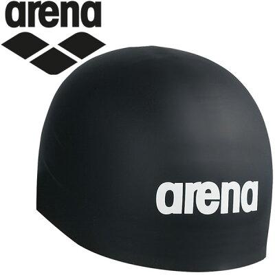 ARENA アリーナ シリコンキャップ FREE FAR0900J ブラック