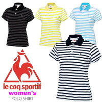 le coq sportif レディース テニスウェア ポロシャツ レディース QT717171 WSX M