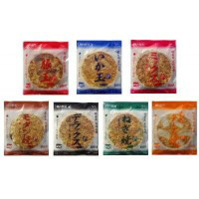 本場関西風 業務用 冷凍お好み焼き 食べくらべ 7種