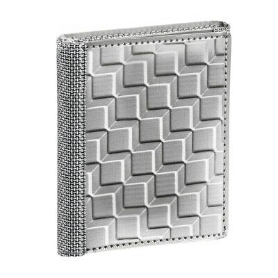NY発ブランド スチュワートスタンド STEWART STAND 3つ折り財布 TF3401-SVR 3DBOX