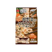 アスザックフーズ スープ生活 根野菜のけんちん汁 35.2g 8.8g×4食 ×10袋 1045402